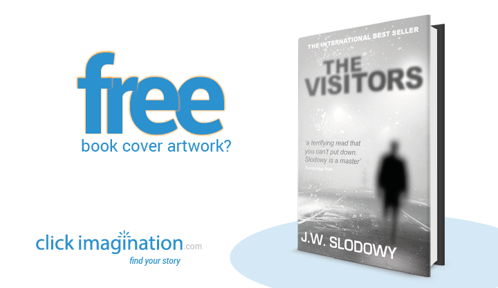 free book cover design click imagination